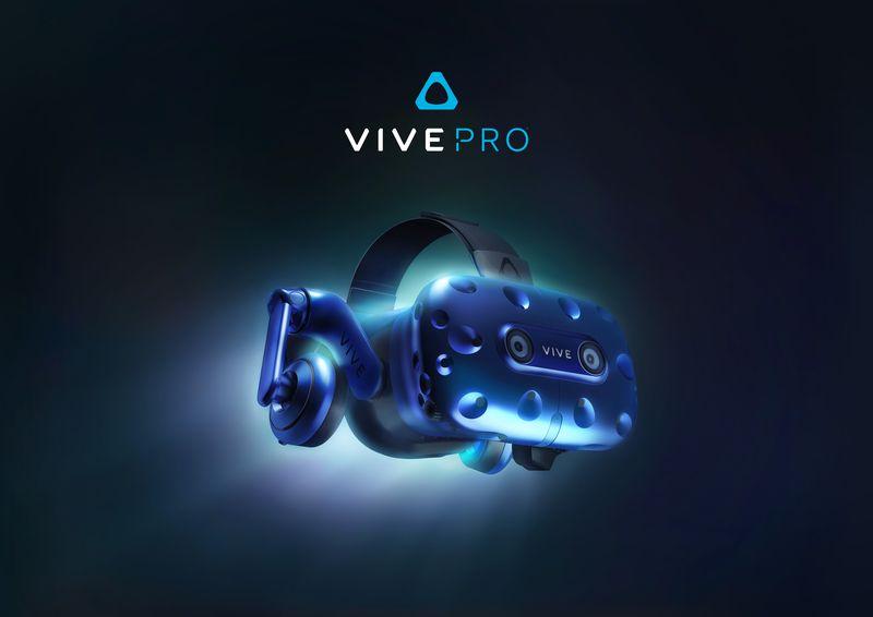 Vive Pro announcement